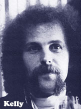 Kelly Groucutt in the 1970s